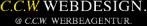 Logo C.C.W. Webdesign