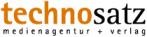 Logo technosatz medienagentur + verlag