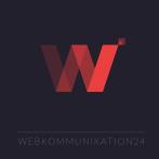 Logo WEBKOMMUNIKATION24 GmbH