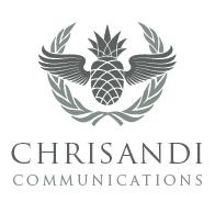 Logo CHRISANDI COMMUNICATIONS (Meyer-Pedersen Peters GbR)