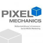 Logo PIXELMECHANICS Webproduktion