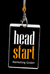 Logo headstart Marketing GmbH