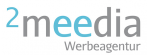 Logo 2meedia Werbeagentur