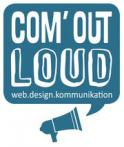 Printdesign bei COM' OUT LOUD