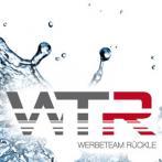 Aussenwerbung bei WTR - Werbeteam Michael Rückle