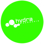 Corporate Design bei hydra newmedia GmbH