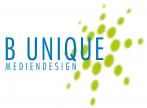 Logo B UNIQUE Mediendesign