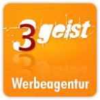 Logo 3geist werbeagentur