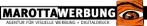 Logo MAROTTA  WERBUNG