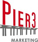 Logo Pier 3 Marketing GmbH