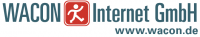 Logo WACON Internet GmbH