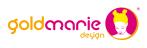 Logo goldmarie design, Broda & Broda GbR