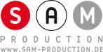 Logo SAM PRODUCTION GmbH
