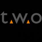 Logo t.w.o Agentur für Werbung und Markenprofil